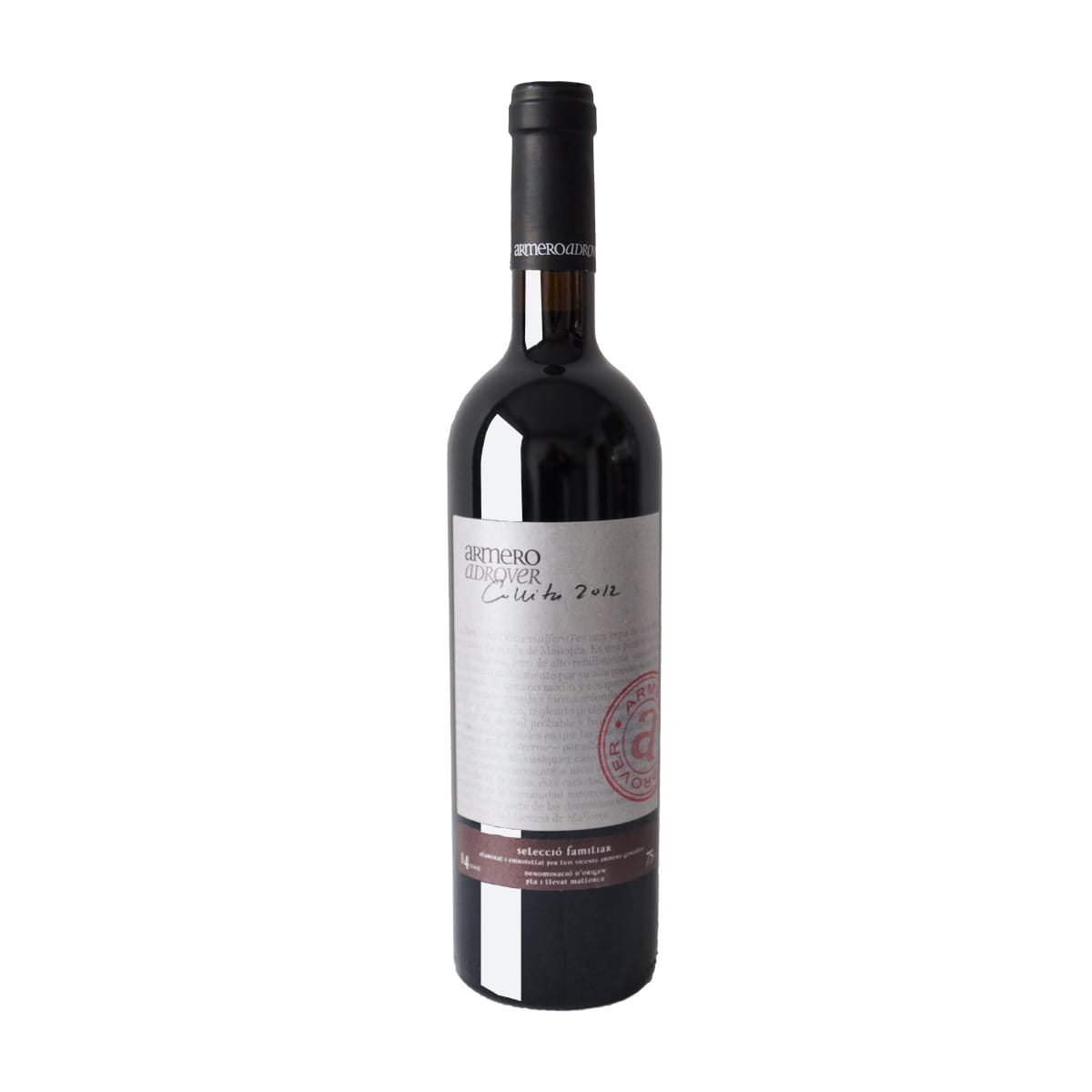 Reserva Familiar 2012