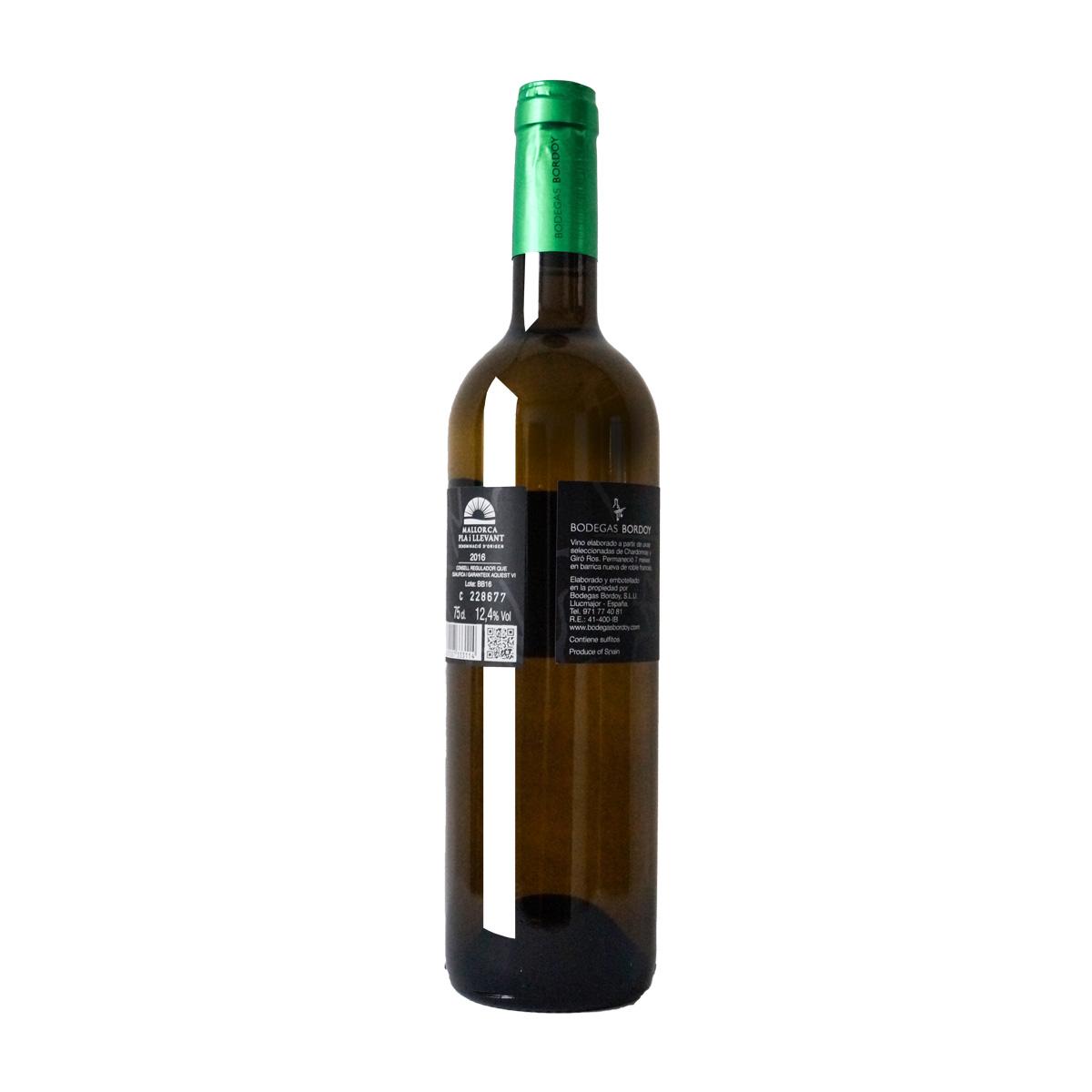 Sa Rota - Chardonnay Barrica 2016