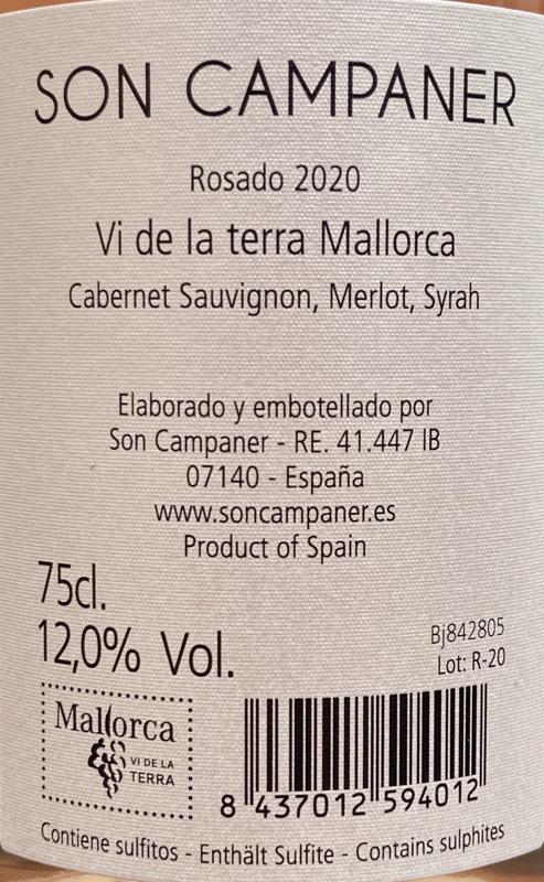 Son Campaner - Rosado 2020