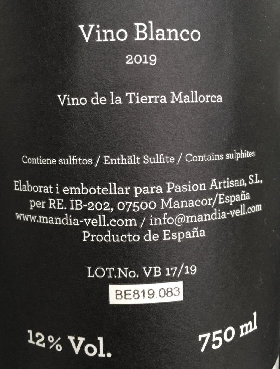 1263 Blanco 2019