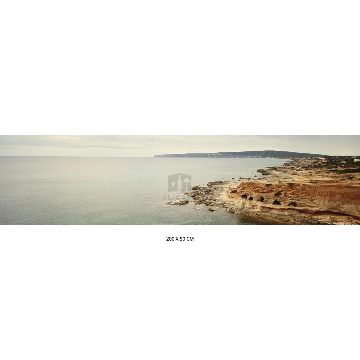 Acrylglas-Bild MEERBLICK ZWEI