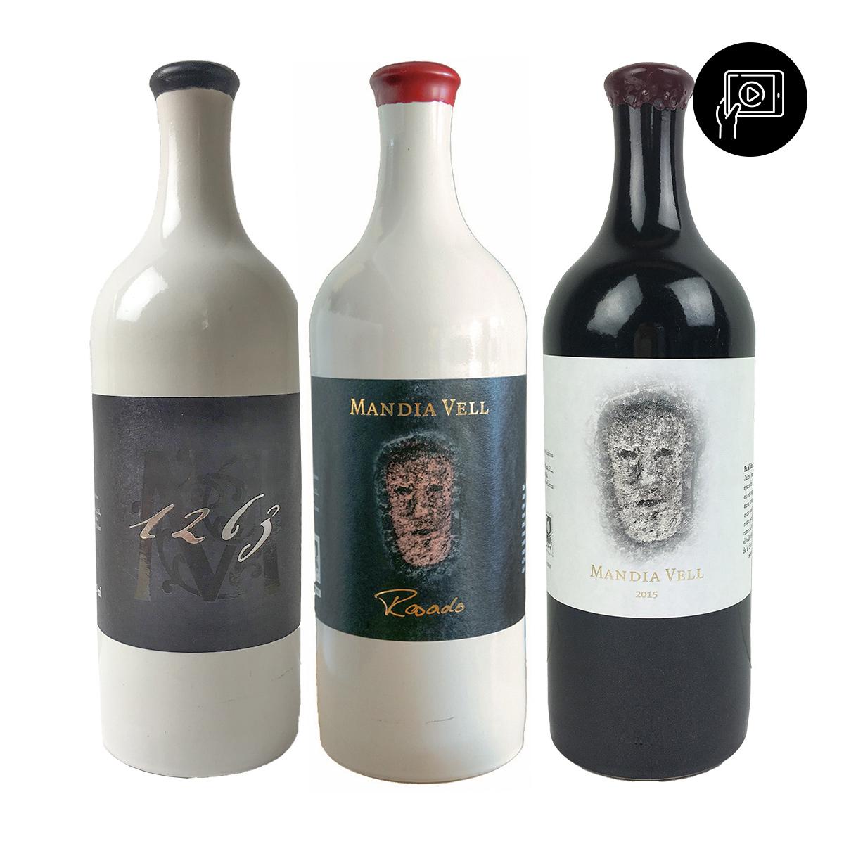 Kennenlern-Paket + Online-Tasting* MANDIA VELL 14.05.2021