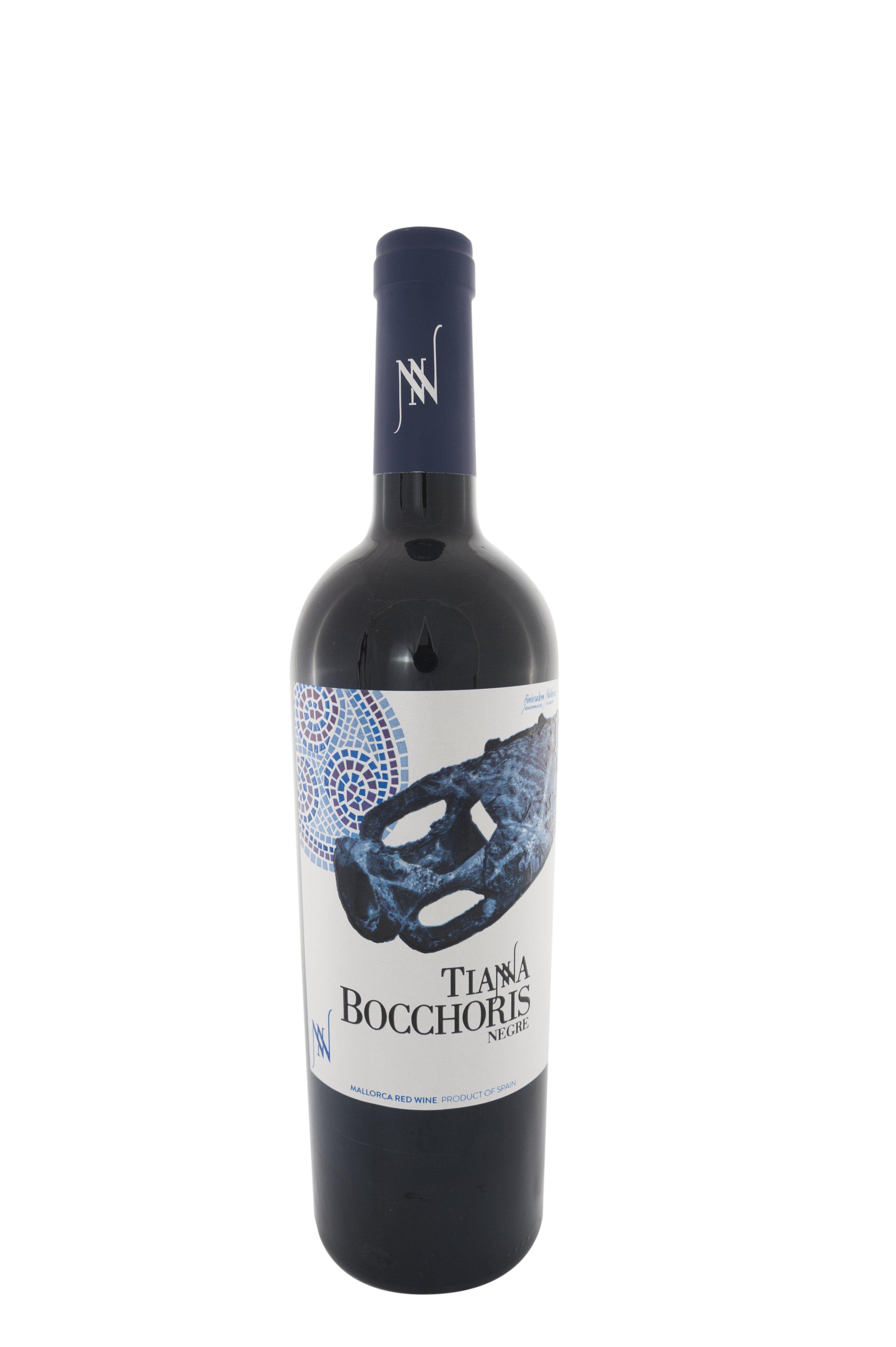 Bocchoris Negre Magnum 2014